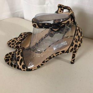 L. K. Bennett Dora Cheetah Heels